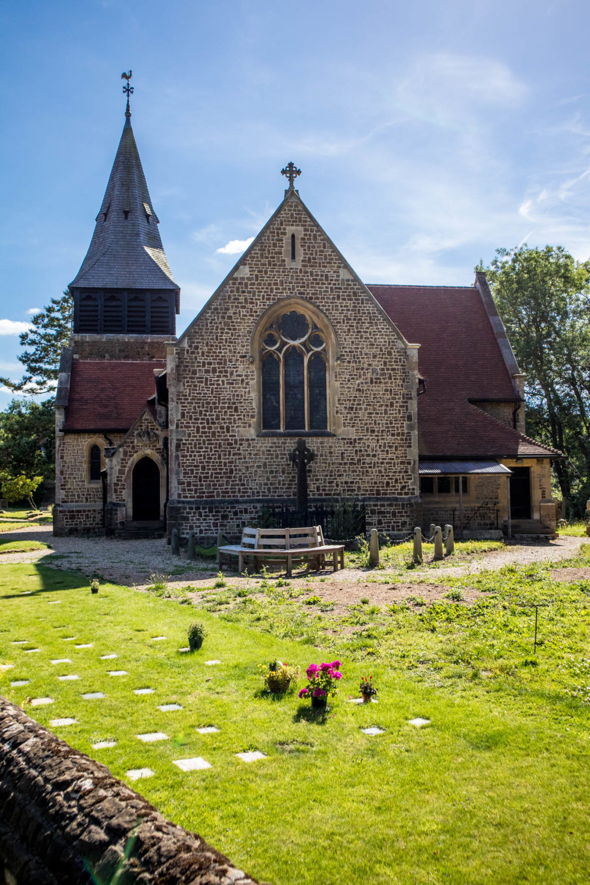 Grayswood Church, Surrey