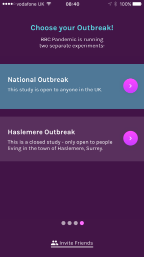 Haslemere Pandemic