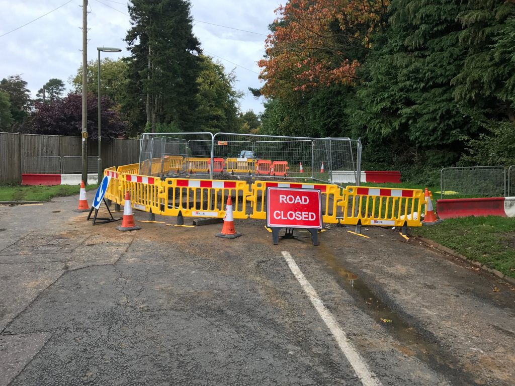 Haslemere Hindhead Road Closure