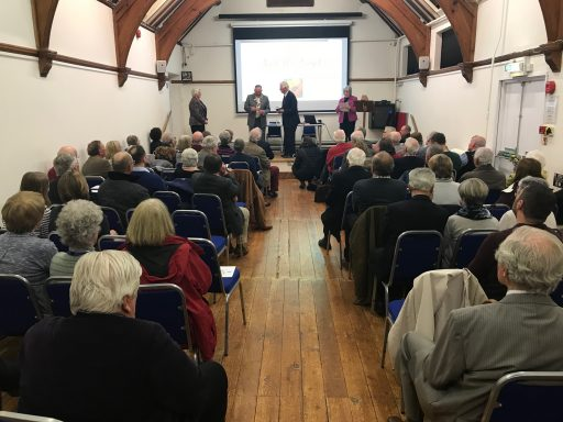 Haslemere Town Meeting March 2018