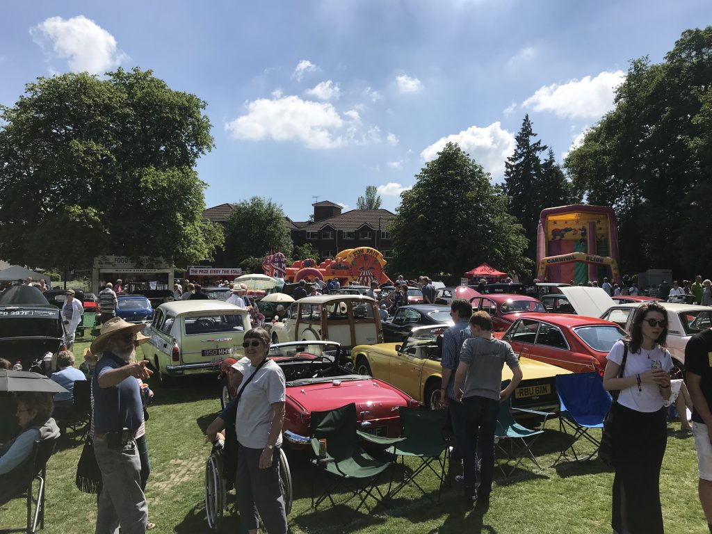 Haslemere Classic Car Show 2018