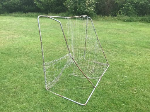 Haslemere Lion Green Goal Nets