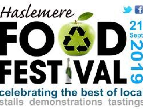Haslemere Food Festival 2019