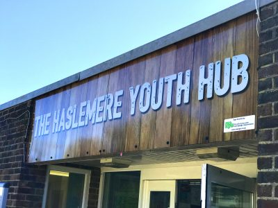Haslemere Youth Hub 2019