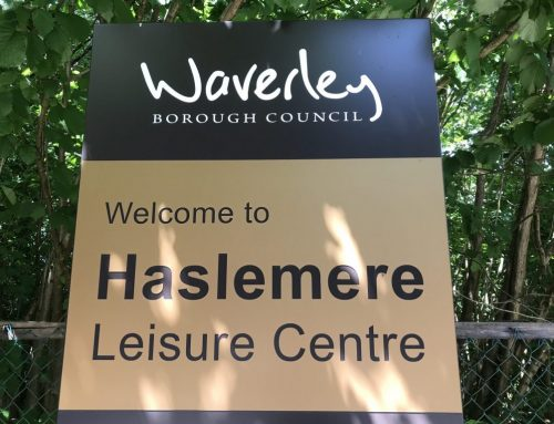 CV Testing Comes to Haslemere